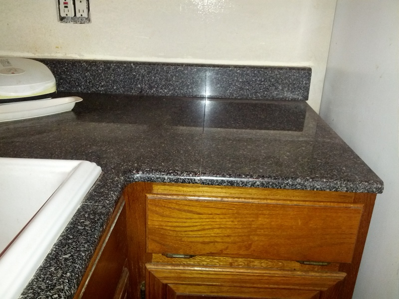 Granite Countertop Kitchen Cabinet Installation