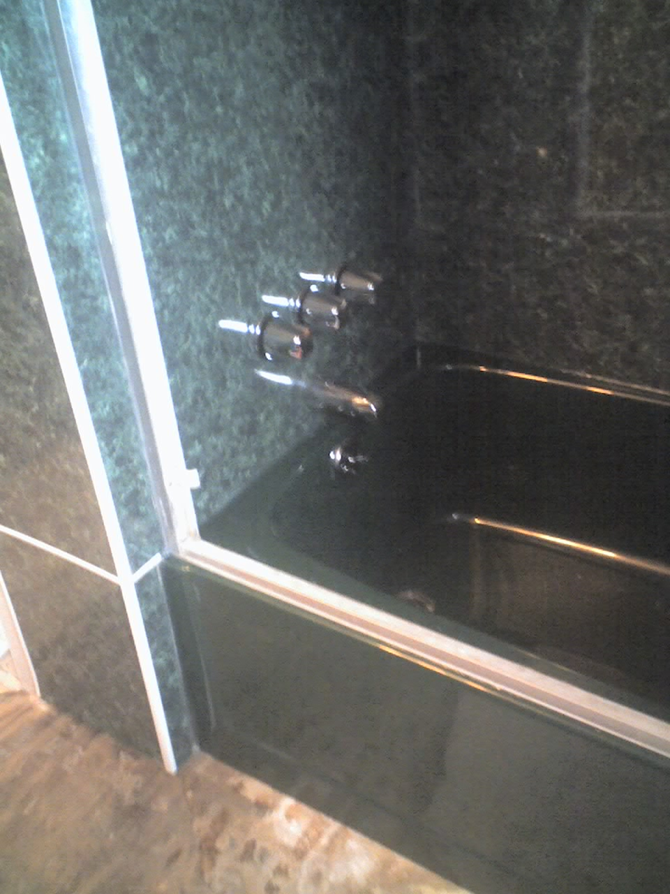 Morolite Shower Enclosure Installation