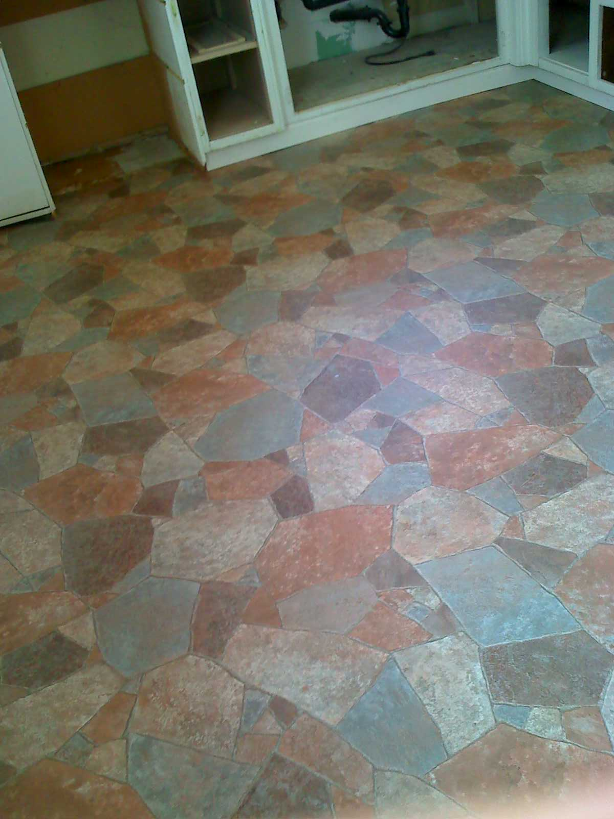 Linoleum services b t carpet and linoleum for Linoleum flooring