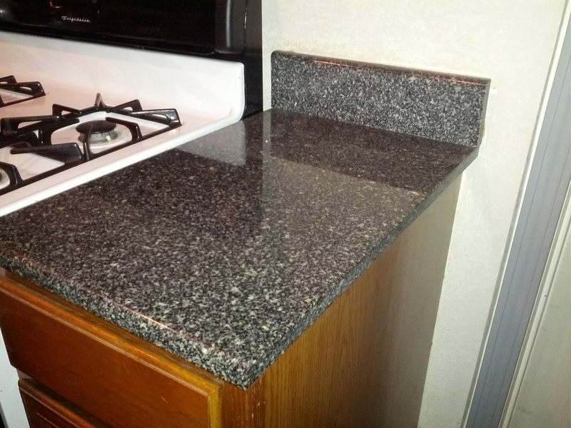 Granite Countertops Stove
