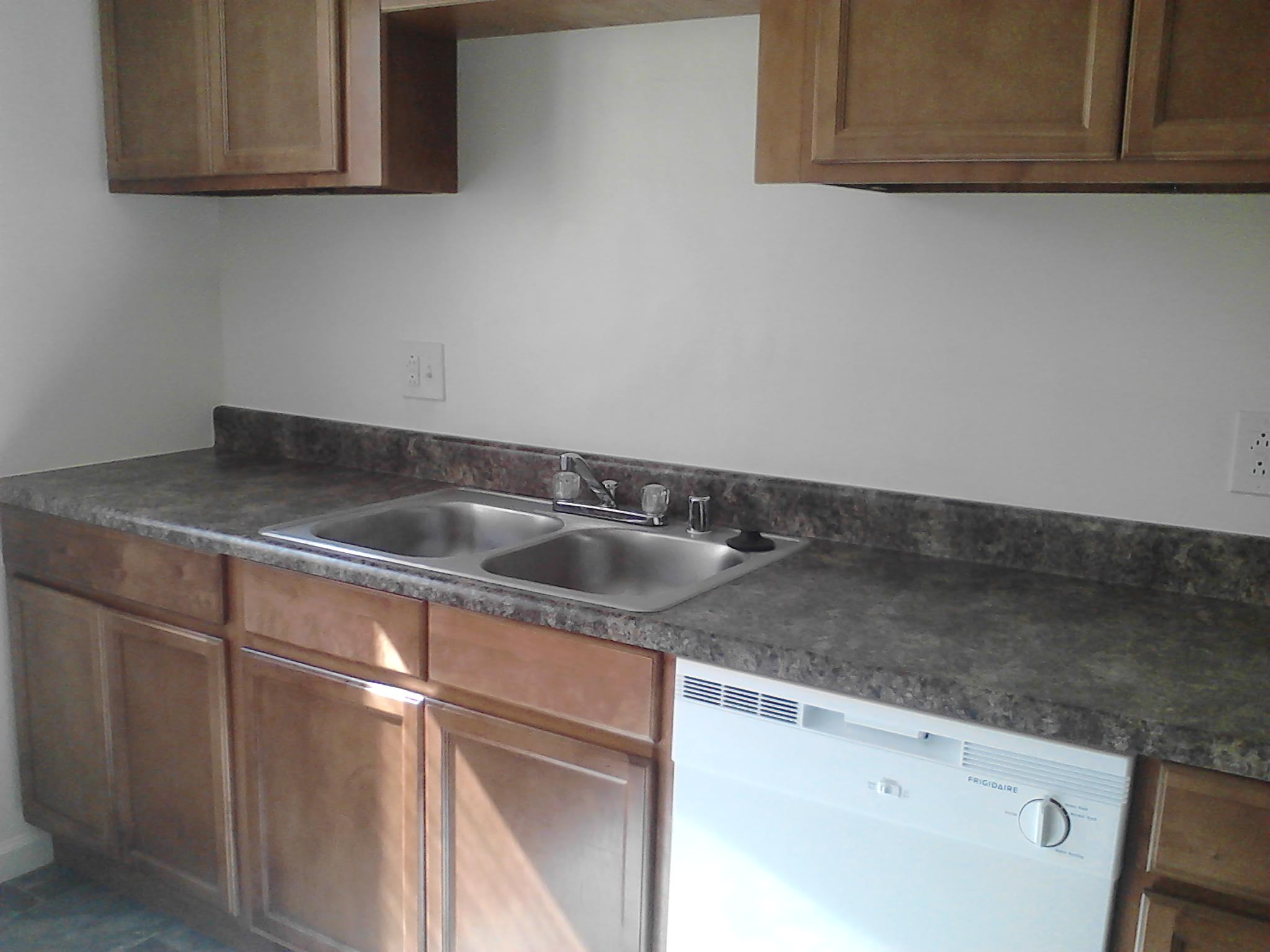 Granite Countertops Kitchen Cabinets Sink