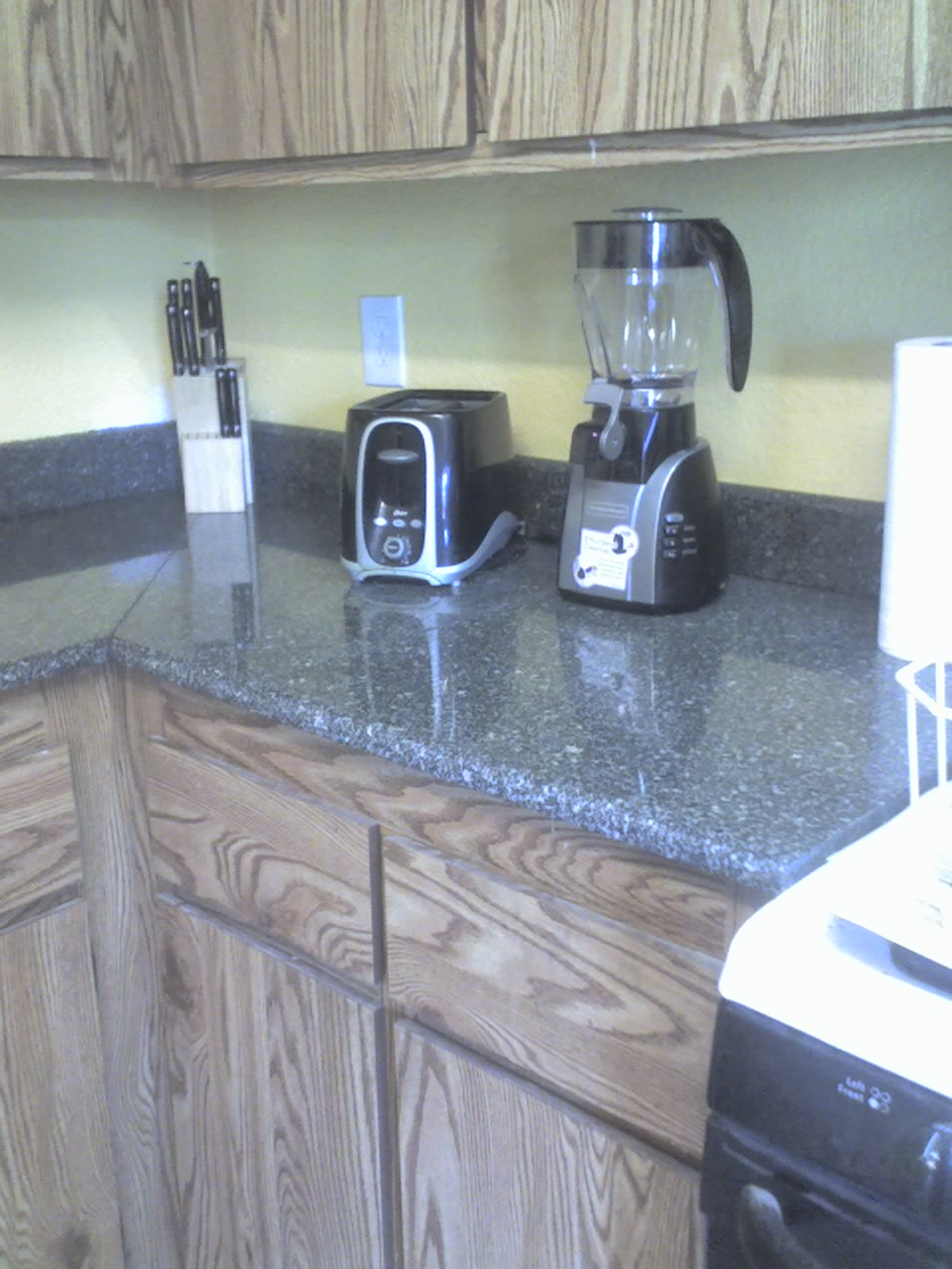Granite Countertops cabinets appliances